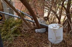 改造完成的中水回收系統。