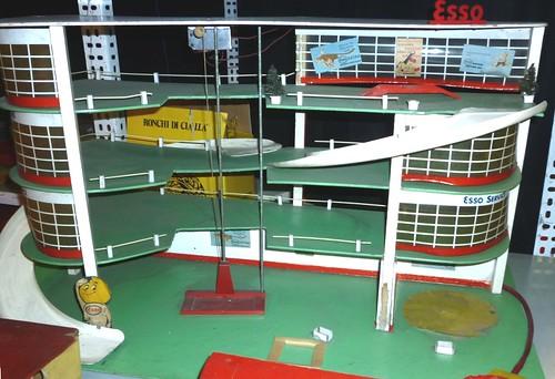 Il modellismo a torino ad automotoretro 2012 piccole for Grandi pavimenti del garage
