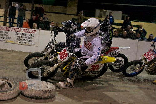 #30s Jason Isennock in the mix…  BCTRA Indoors 121011