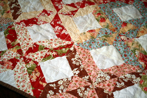 Cheryl's 30th Birthday Quilt
