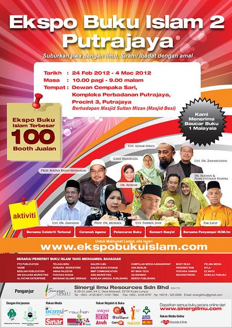 Ekspo Buku Islam 2 Putrajaya