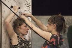 Human Writes Performance Installation at UN Geneva