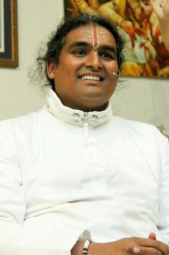 Shivaratri 2012 with Sri Swami Vishwananda