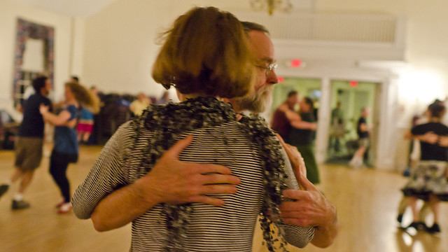 February 23, 2012 - Glenside Couples Dance