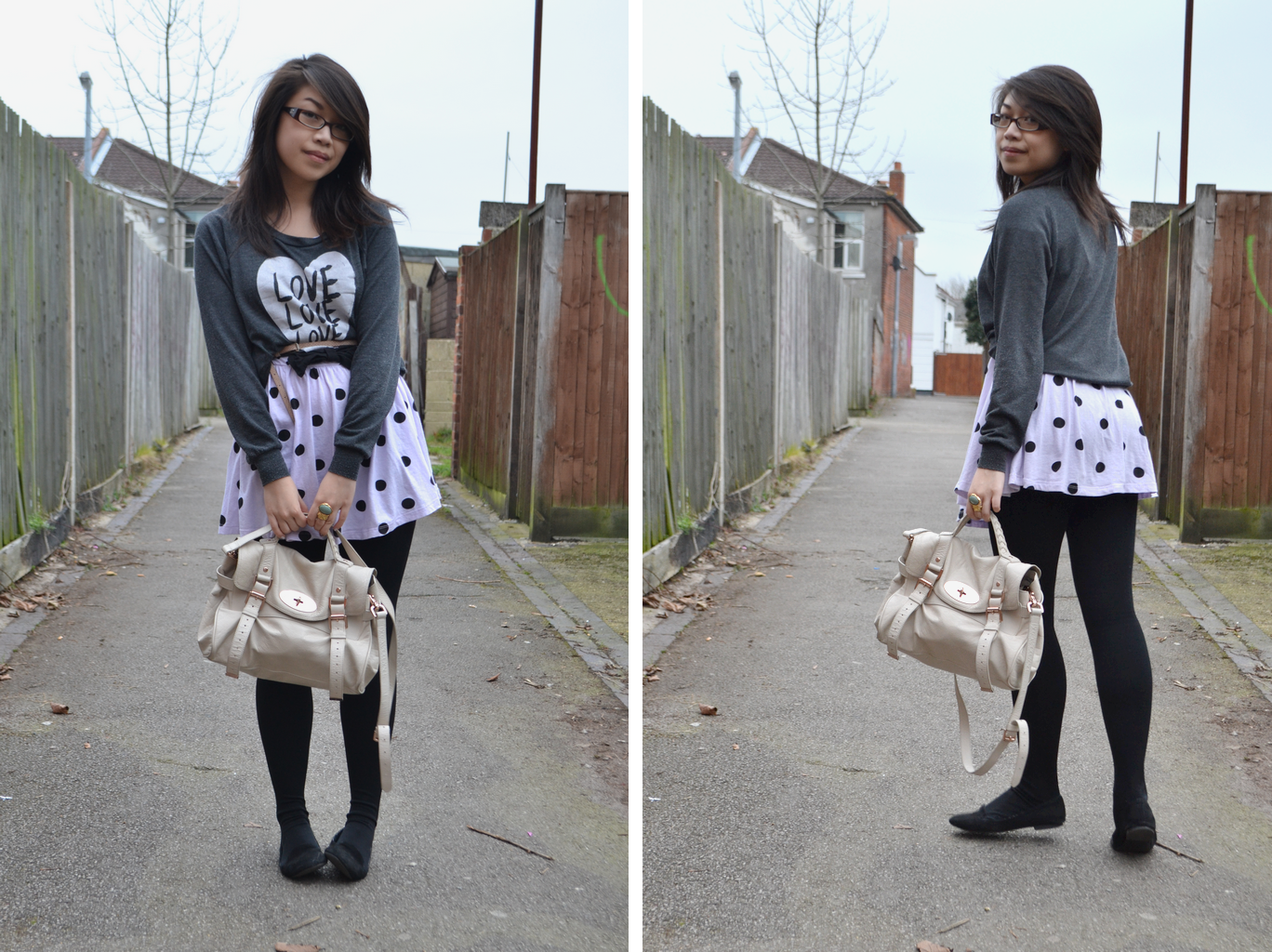 daisybutter - UK Style Blog: what i wore, topshop, primark, everyday style, meadham kirchoff inspired, love love love, taylor swift