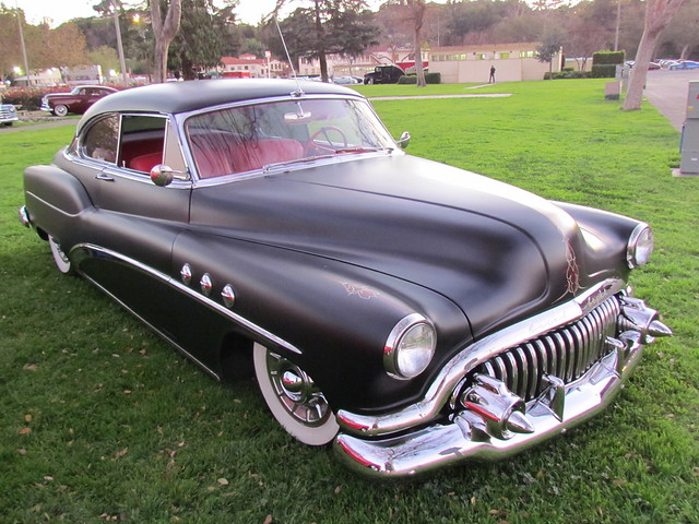 1952 buick 2 door hardtop flickr photo sharing