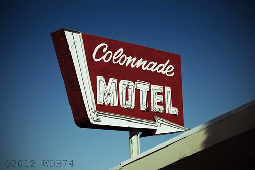 Colonnade Motel by William 74