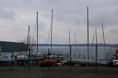 Port de plaisance au Lac de la Plate Taille