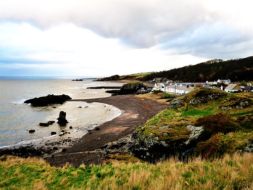 Ayrshire Coast , Dunure