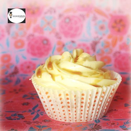 cupcake caramelo by Acaramelada