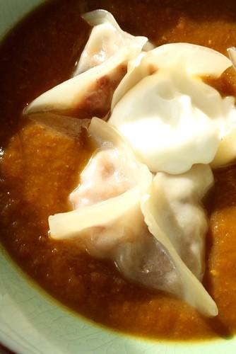 Bobby Flay's Pumpkin Soup