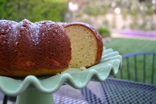 Lime Olive Oil Cake