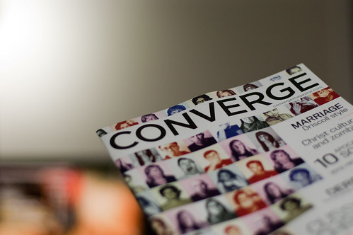 CONVERGE Magazine, Mar-Apr 2012 (Issue 6) by kardboard604