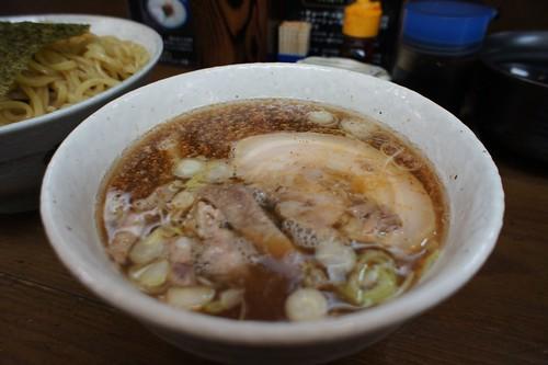 和風鶏がらつけ麺