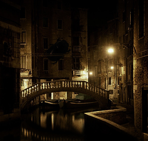 The canals have secrets