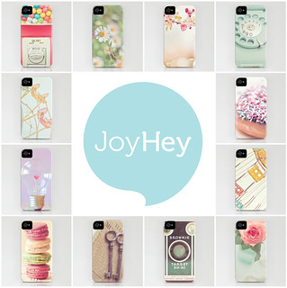 Pastel iPhone Cases By JoyHey