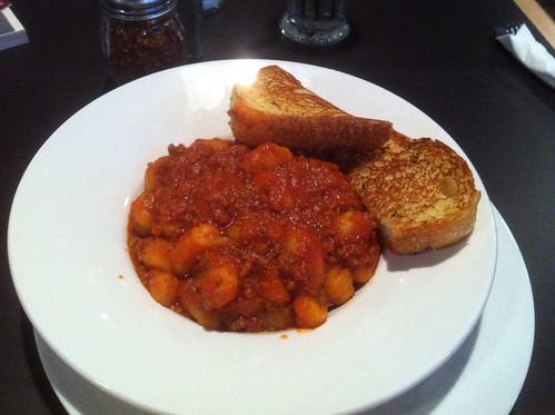Gnocchi with Bolonaise Sauce by raise my voice