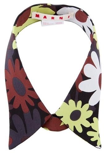 MARNI Floral collar