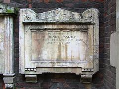 Mr Henry Parry