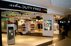 Aelia Tax & Duty Free, Airside at London City Airport (4)