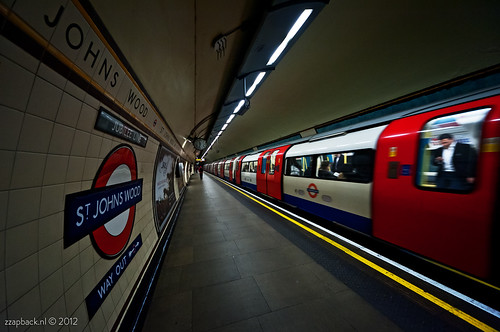 St. Johns Wood / Tube / London