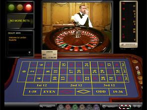 Live London Roulette