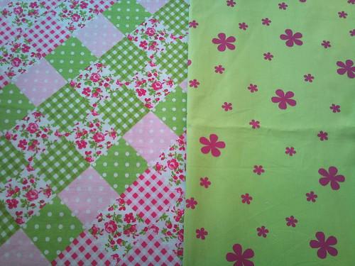 Verde & Rosa by miudezas_miudezas