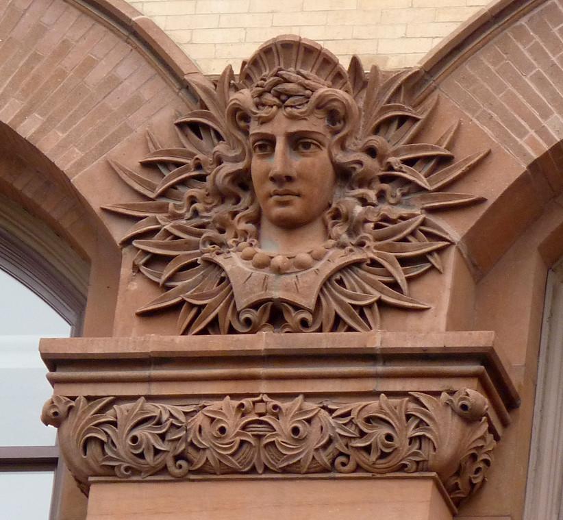 Shermerhorn Goddess