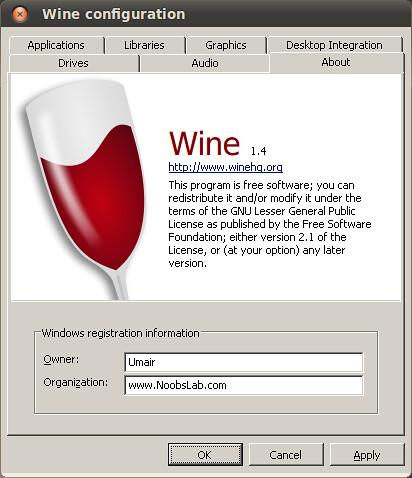 Install Wine 1 4 on Ubuntu/Linux Mint (New Release) - NoobsLab