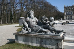 Figurengruppe II - Fortuna-Brunnen