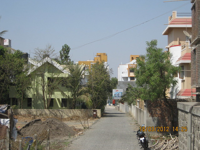 Way to Sanjeevani Developers' Ashtagandh on Baner Road Pune 411007