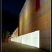 Auditorio El Batel. Vista nocturna
