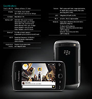 Here is the specs sheet for the BlackBerry Curve 9380.
