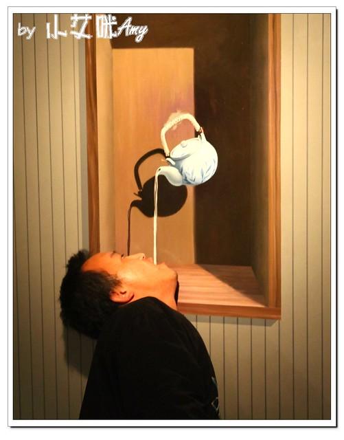 [3D展]高雄駁二藝術特區奇幻不思議日本3D幻視藝術畫展IMG_8014