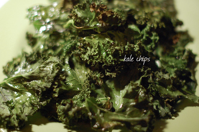 kale chips {two}