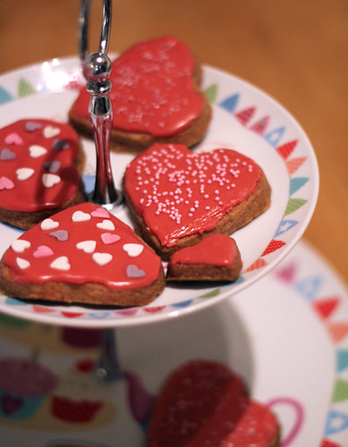 Valentines Shortbread