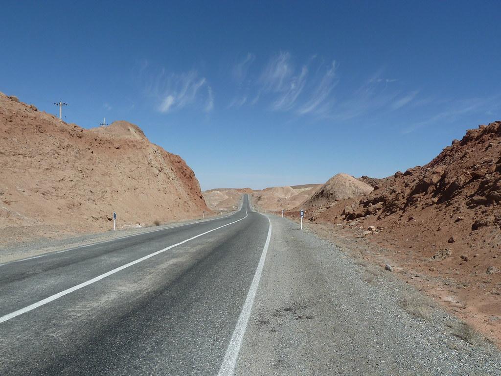 Desert de Dasht-e-Lut VI (Iran)