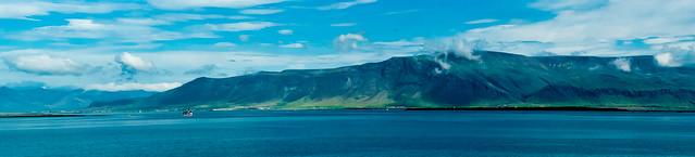 Reykjavik vista