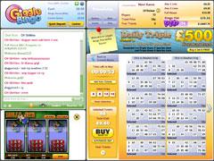 Giggle Bingo Room