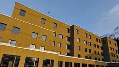 Ubytovny pro mládež St. Moritz zahájily provoz v novém lesku