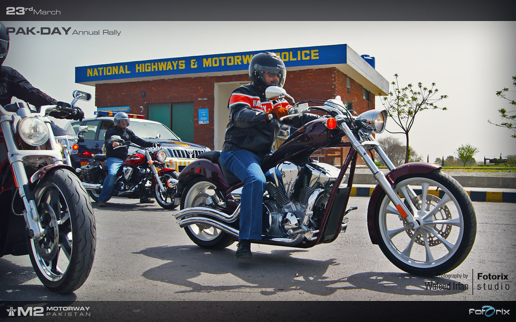 Fotorix Waleed - 23rd March 2012 BikerBoyz Gathering on M2 Motorway with Protocol - 6871288002 032d0aa35c b