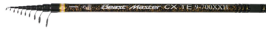 BeastMaster TE 9