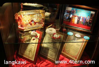 兰卡威最有泰国风味获奖无数的Wan Thai