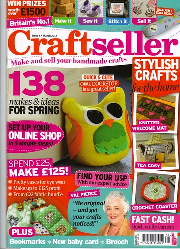 Craftseller March 2012.