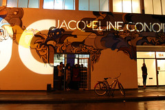In the night - The Jacqueline Conoir Studio