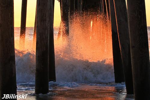 sunset sunrise northcarolina outerbanks obx