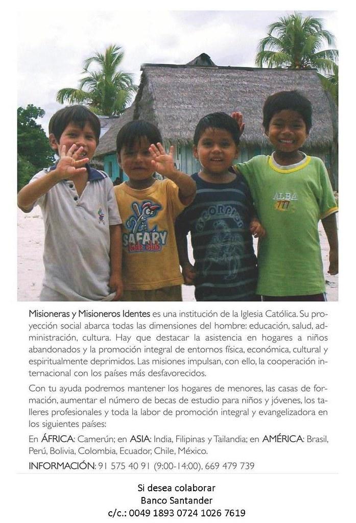 Misiones Identes