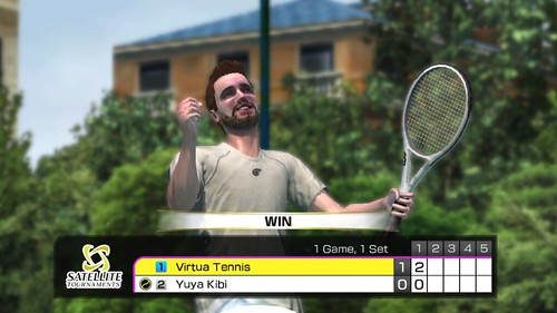 Virtua Tennis: World Tour Edition