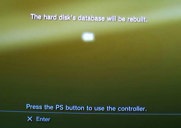 Ps3 database download