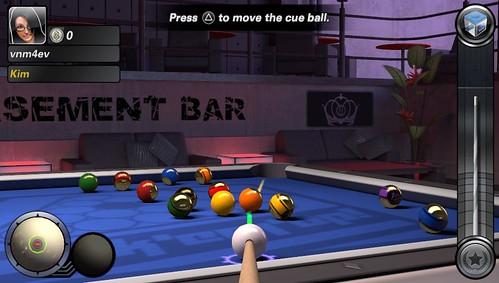 Hustle Kings for PS Vita